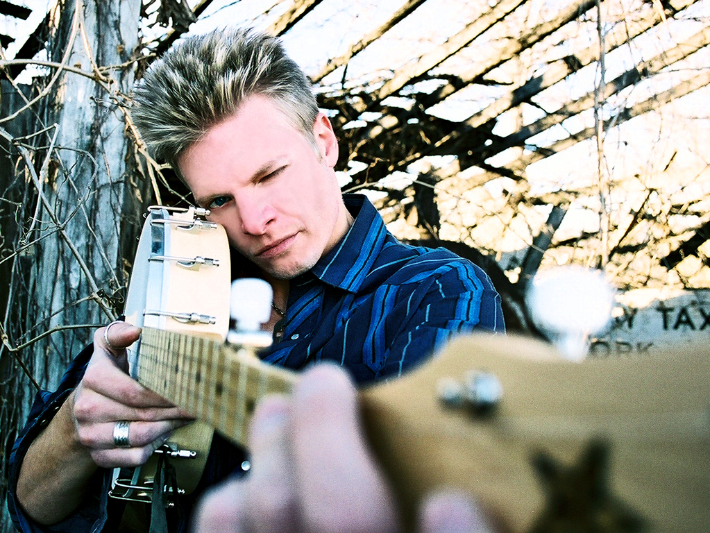 Davey T Hamilton Banjo